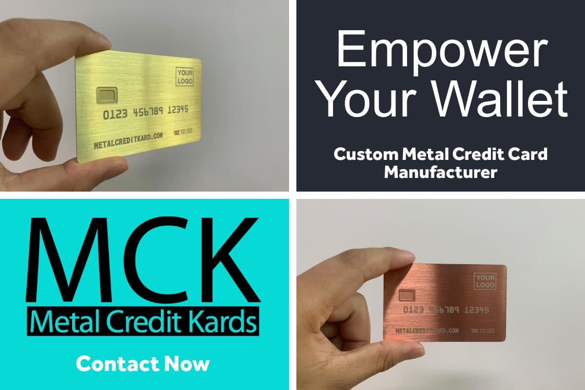 Custom Credit Card Design