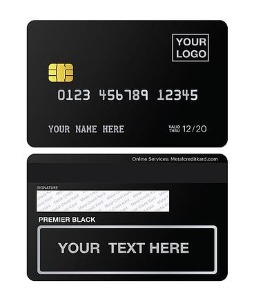 Best custom credit card skins