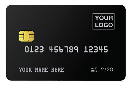 amex Black card replica